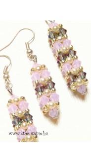 Paradise Rose szett, rose water opal-paradise shine